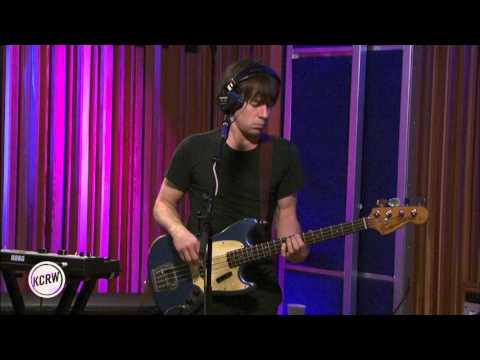 "Brazilian Girls performing ""The Critic"" Live on KCRW"