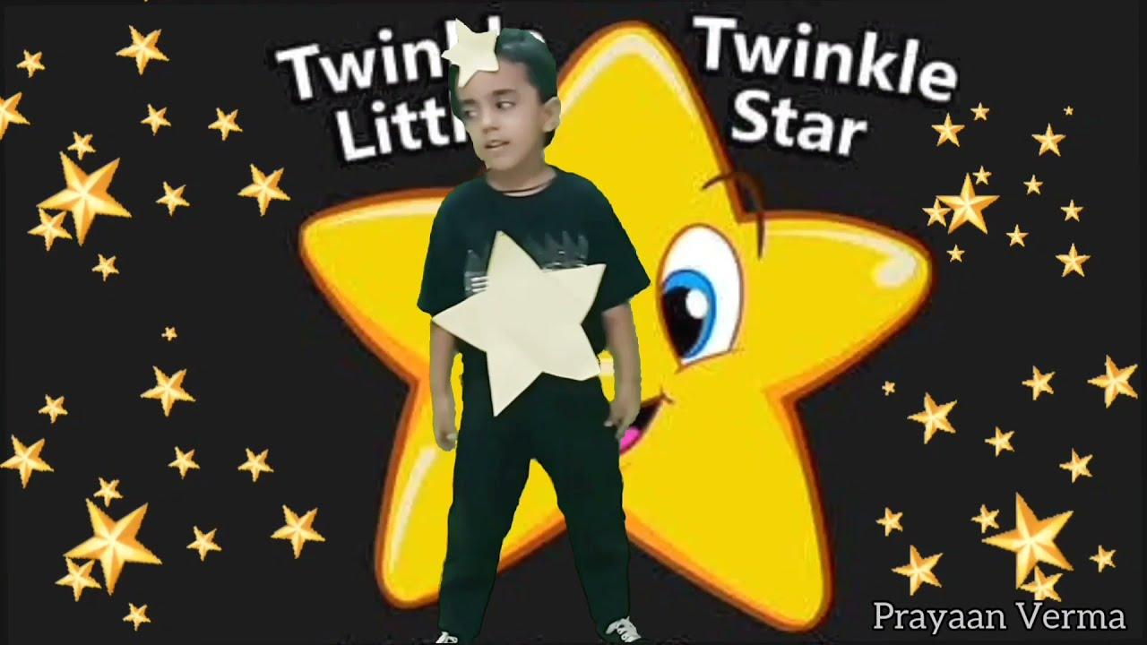 Prayaan    Twinkle Twinkle Little Star  Rhyme    Fun Learning With HITEN