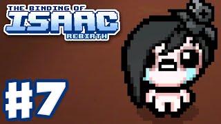 The Binding of Isaac: Rebirth - Gameplay Walkthrough Part 7 - Eve (PC)