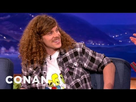 Blake Anderson's biz Start Was In Backyard Wrestling  CONAN on TBS
