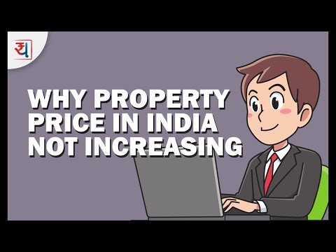 Why Property Price in India are not Increasing? in English | Real Estate Investing in India