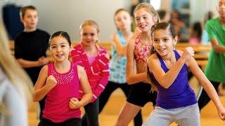 Дети танцуют классно!!! Сальса