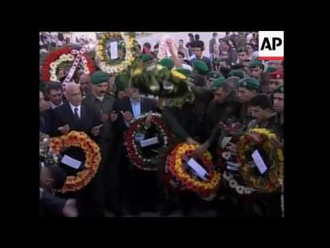 Death Of Yasser Arafat, Death Of Weizman