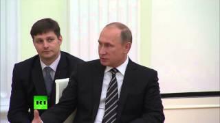 Владимир Путин провел переговоры с Башаром Асадом в Москве