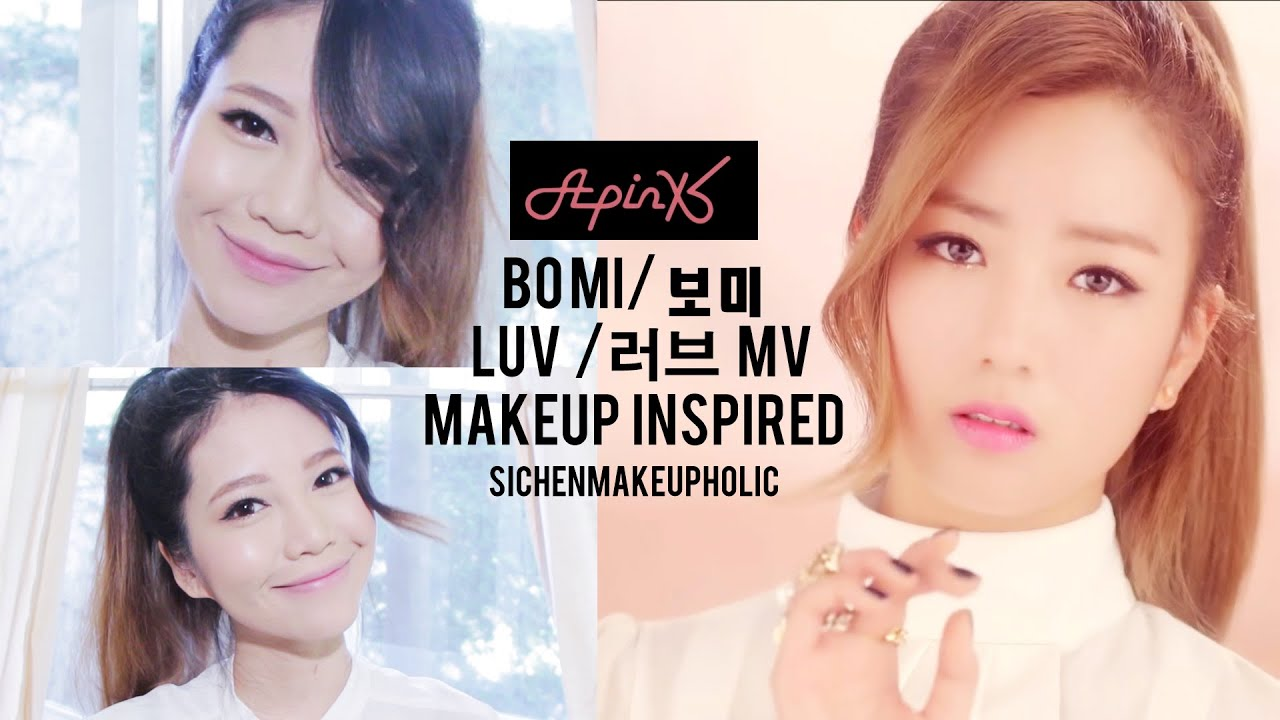 APINK (에이핑크) - LUV (러브) M/V INSPIRED MAKEUP