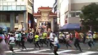 感謝と友情をテーマに、第4回神戸マラソンが開催されました。阪神・淡路...