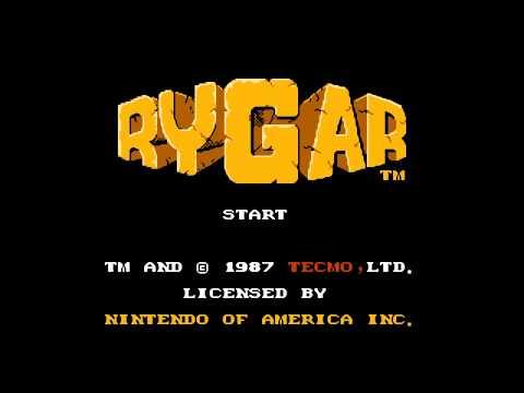 Nes:Rygar Soundtrack