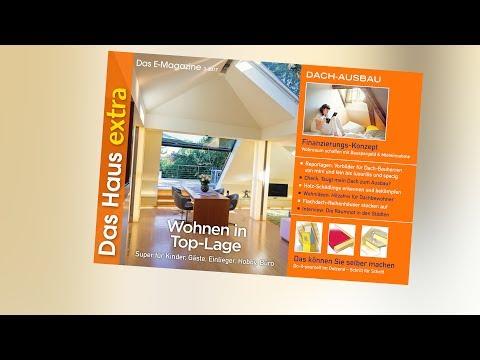 Dachgeschosswohnungen - Das Thema im neuen E-Magazine