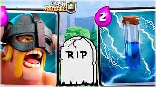 FINALLY A NERF BARBAROS THEM ELITE! THE END OF THE ZAP? CHANGE of balance sheets-Clash Royale [WithZack]