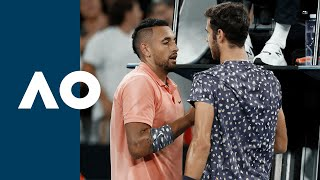 Nick Kyrgios vs Karen Khachanov - Extended Highlights (R3) | Australian Open 2020