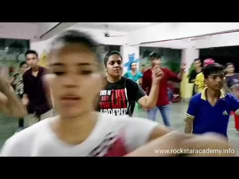 Easy Hip Hop Dance steps By Rockstar Academy Chandigarh 7696064849