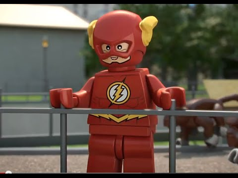 Flash at the Zoo - LEGO DC Comics Super Heroes - Mini Movie