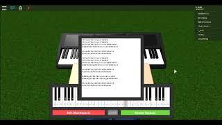 Roblox - Demons (Virtual Piano) (Keys in desc.)