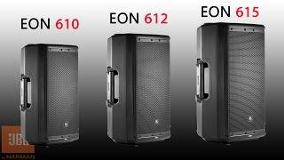 JBL EON 610, EON 612, EON 615 ជាពពួកធុងបាស Professional គុណភាព Original | JBL Professional Speaker