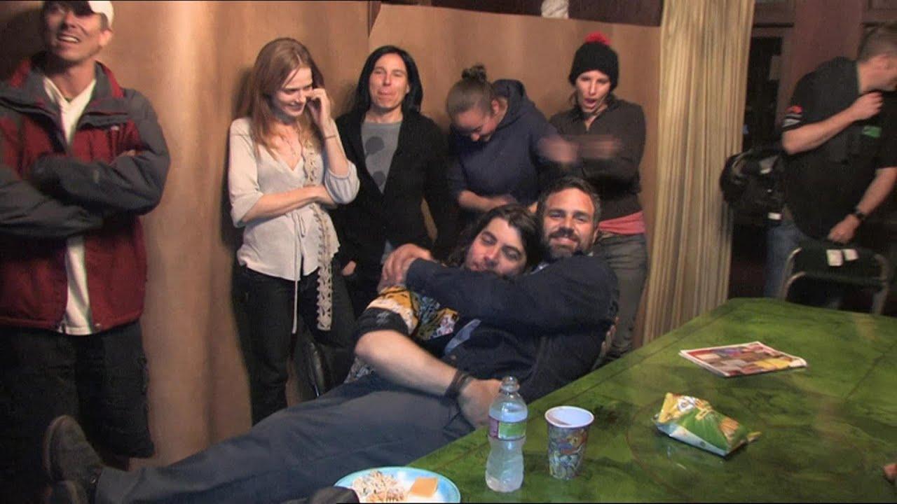 Sympathy for Delicious Blu-Ray Extras   Mark Ruffalo, Christopher Thornton