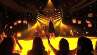 Hollie Cavanagh - All The Man That I Need - Top 13
