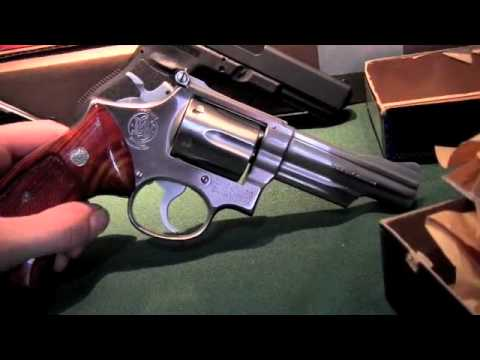 Smith And Wesson 66