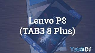 Análise do Lenovo P8, um tablet com processador de Smartphone!