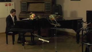 Илья Бородин - «My way», Ф. Синатра