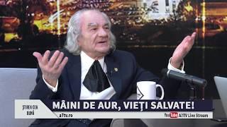 Știrea cea bună - Mâini de aur, vieți salvate - Dr. Leon Dănăilă și Cornel Dărvășan
