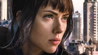 GHOST IN THE SHELL Trailer #2 (2017)