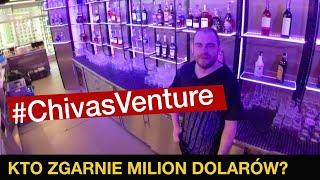 Kto zgarnie milion dolarów? #ChivasVenture