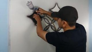 Pintura Decorativa Super Fácil de Fazer DIY