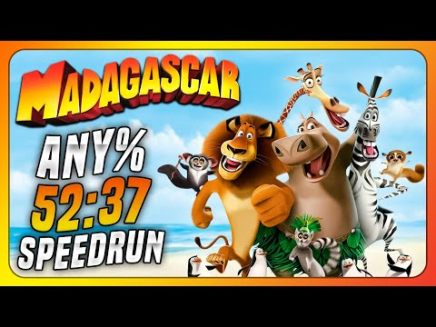 (10th) Madagascar Any% Speedrun in 52:37