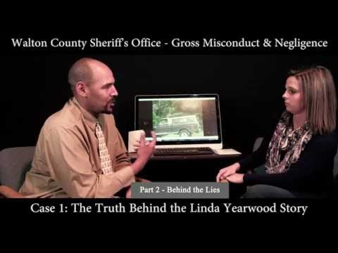 Walton County Sheriff's Office Gross Misconduct & Negligence (Part 2/3)
