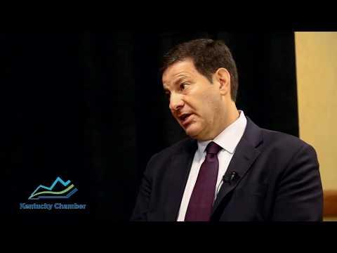 Bottom Line Interview with Mark Halperin
