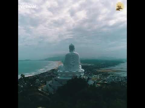 SEA biggest sitting Buddha statue built in Binh Dinh, Vietnam