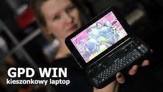 GPD Win -- kieszonkowy laptop dla graczy!
