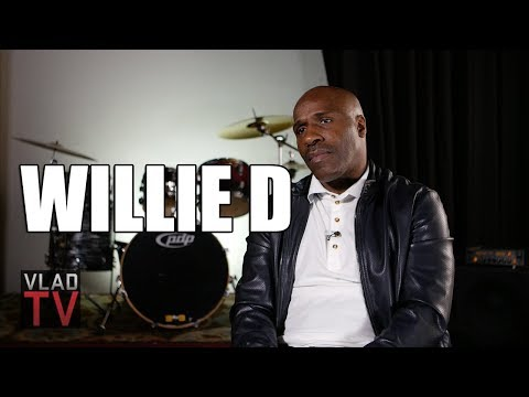 "Willie D on Stephen A Smith: ""Coon Lovers Don't Love Coons"" (Part 10)"