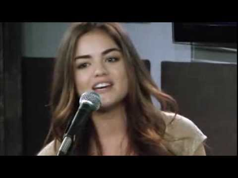 Download Lucy Hale - You Sound Good To Me (Live) 9.3.13