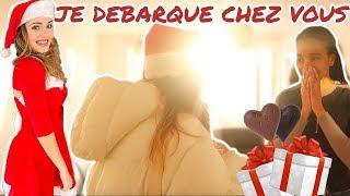 JE DÉBARQUE CHEZ VOUS POUR VOUS OFFRIR DU CHOCOLAT !!