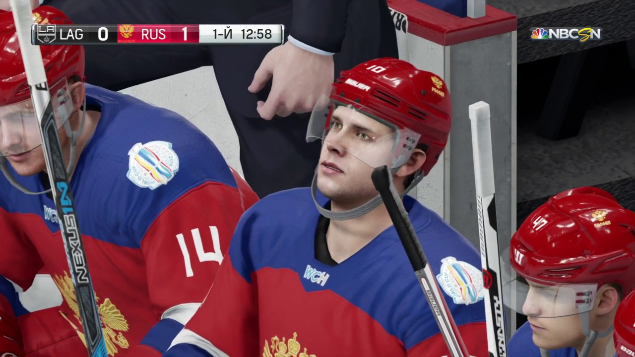 NHL™ 17 - HUT: Pavel Bure Goal (RussianRedWings #3) /PS4 ...