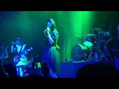 Band-Maid - Don't Apply The Brake Pt2 Mexico City 10/09/16