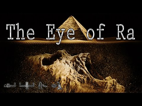 """The Eye of Ra"" by Vincent V. Cava"
