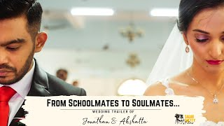 Jonathan & Akshatta | Hindu & Catholic Wedding Trailer | Sagar Shetty Films