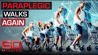 Revolutionary technology cures spinal cord injury | 60 Minutes Australia