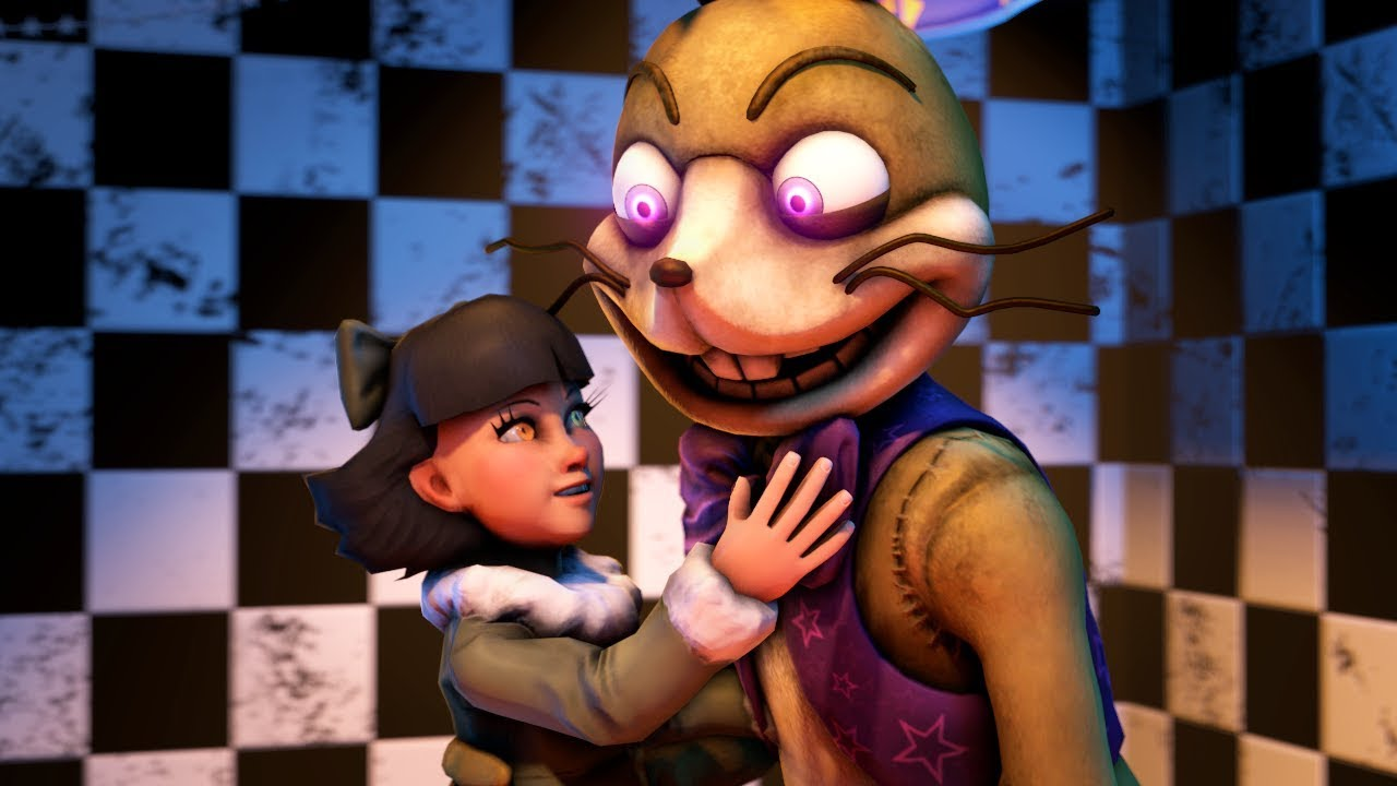 """Download """"Glitchtrap Need This Feeling"""" FNAF Song by Ben Schuller"""