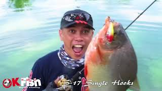 DE'LEADER FISHING VIDEO 2015 V01