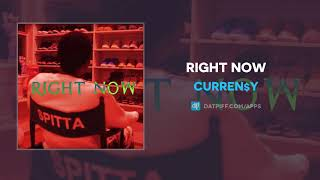 Curren$y - Right Now (AUDIO)