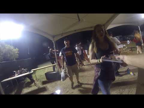 Live Nation Phoenix street team campaign execution at Country Thunder 2018