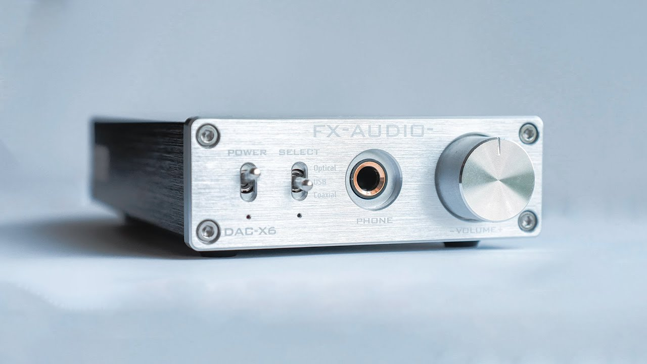 Dilvpoetry DAC-X6 Unboxing e impresiones by Auricular ORG