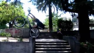 Biketrial - Benito :: Santiago de Chile