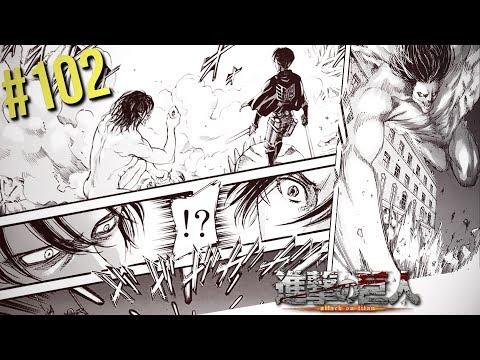 YA ES DEMASIADO TARDE. / Shingeki no Kyojin #102 (Review : Manga)