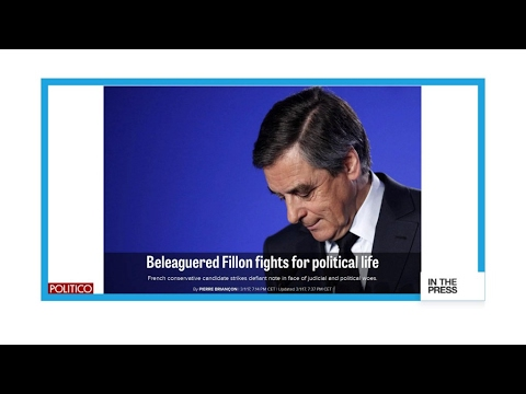 'A suicide mission': World press rips apart François Fillon's campaign