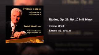 Études, Op. 25: No. 10 in B Minor