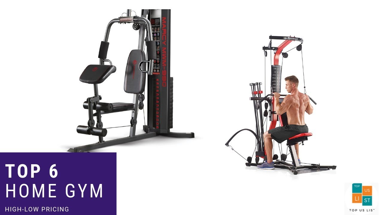 Best Home Gym 2020.Top 6 Best Home Gym Machines 2020 Updated List